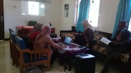 PENYULUHAN KESEHATAN MATA BKIM JATENG-TP PKK BANJARNEGARA